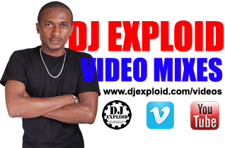 DOUBLE THREAT VIDEO MIX 5 (#HIPHOP) BY DJ EXPLOID & DJ DAVY