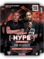 #HYPESATURDAYS